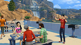 The Sims 4 screen shot 4