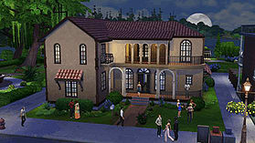 The Sims 4 screen shot 5