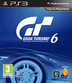 Gran Turismo 6PlayStation 3