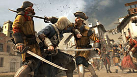 Assassin's Creed IV: Black Flag screen shot 5