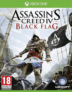 Assassin's Creed IV: Black FlagXbox OneCover Art