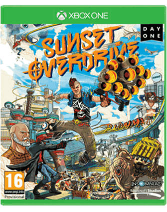 Sunset Overdrive on XBOX One at GAME.co.uk