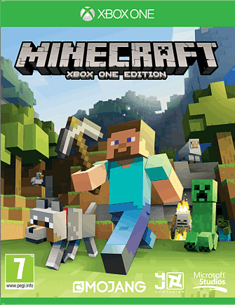 Minecraft on XBOX One at GAME.co.uk