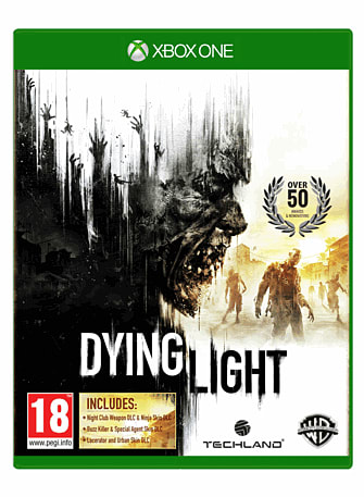 Dying Light on XBOX One at GAME.co.uk