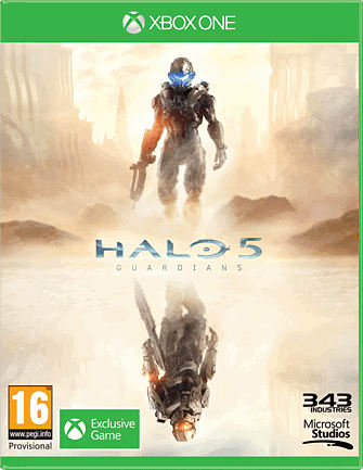 Halo 5 Guardians on XBOX One at GAME.co.uk