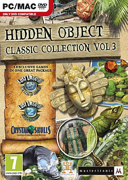 Hidden Object Classic Collection: Volume 3 for PC - Preorder