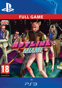 Hotline Miami for PS3