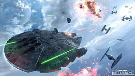 Star Wars: Battlefront screen shot 1