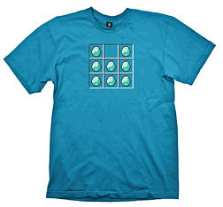 Minecraft T-Shirt - Diamond Craftin - Size LClothing and Merchandise