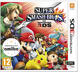 Super Smash Bros.2DS/3DS