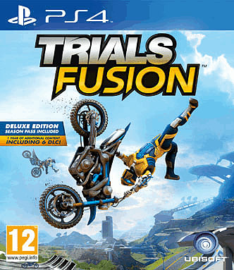 GAME's Editor's choice: Trials Fusion on Xbox One, PlayStation 4 and PC.