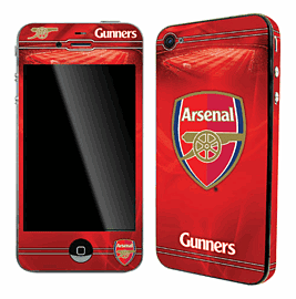 Arsenal FC Skin for iPhone 4Accessories