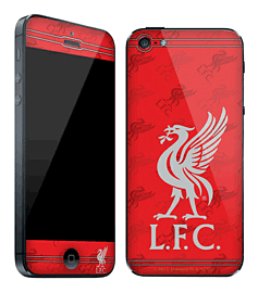 Liverpool FC Skin for iPhone 5Accessories