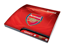 Arsenal FC Skin for PlayStation 3 ConsoleAccessories