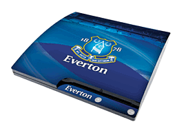 Everton FC Skin for PlayStation 3 ConsoleAccessories