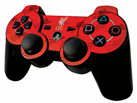 Liverpool FC Skin for PlayStation 3 ControllerAccessories