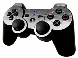 Tottenham Hotspur FC Skin for PlayStation 3 ControllerAccessories