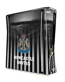 Newcastle United FC Skin for Xbox 360 ConsoleAccessories