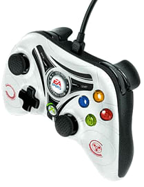 EA SPORTS Football club Official Wired Controller for Xbox 360 Accessories