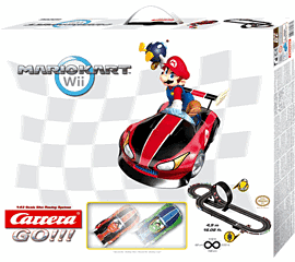 CB MARIOKART ELEC SLOT CARToys and Gadgets