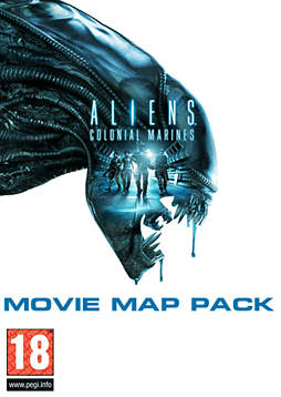 Aliens: Colonial Marines - Movie Map PackPC
