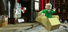LEGO Marvel Super Heroes screen shot 1