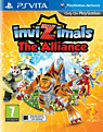 Invizimals: The Alliance PS Vita