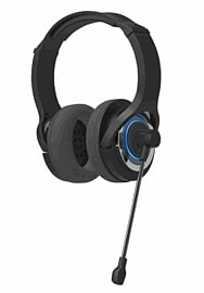 GAMEware Deluxe Game and Chat Headset for PlayStation 4Accessories