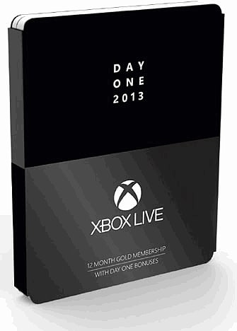 Xbox Live 12 Month Gold Membership Day One Edition - Only at GAME for xbox One at GAME
