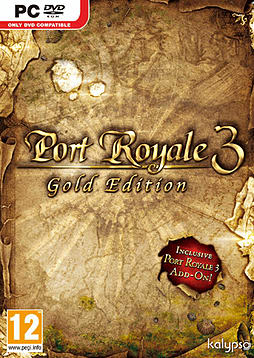 Port Royal 3: GoldPCCover Art