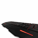 Ozone Blade Membrane Pro Gaming Keyboard screen shot 3