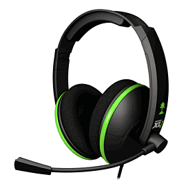 Refurbished Turtle Beach Ear Force XL1 HeadsetAccessories
