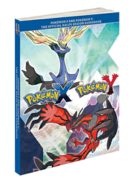 Pokemon X and Pokemon Y: The Official Kalos Region GuidebookStrategy Guides & Books