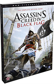 Assassin's Creed IV: Black Flag - The Complete Official GuideStrategy Guides & Books