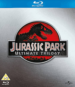 Jurrassic Park - The Ultimate TrilogyBlu-ray
