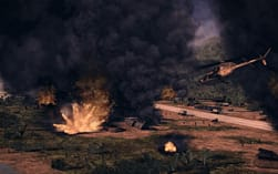 Air Conflicts: Vietnam screen shot 1
