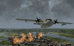 Air Conflicts: Vietnam screen shot 3