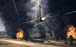 Air Conflicts: Vietnam screen shot 6