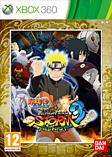 Naruto Ultimate Ninja Storm Full Burst 3 Xbox 360