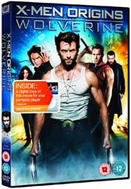 X-Men Origins: WolverineDVD
