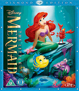 The Little MermaidBlu-ray