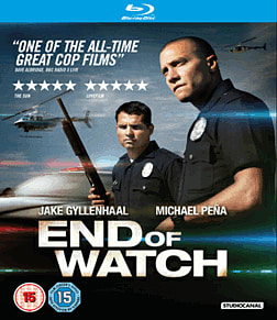 End of WatchBlu-ray