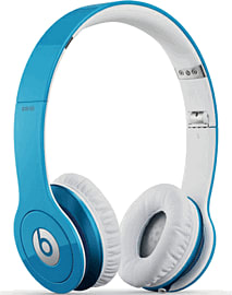 Beats Solo HD On Ear Headphone - Light BlueElectronics