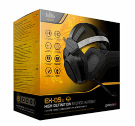 Gioteck EX-05S Wired Headset Multiformat Accessories