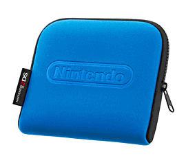 Nintendo 2DS Carry Case - Blue Accessories