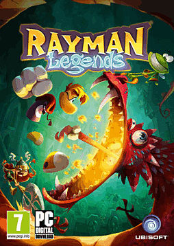 Rayman Legends PC Games