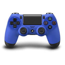 Official Sony DualShock 4 Controller - Wave BlueAccessories