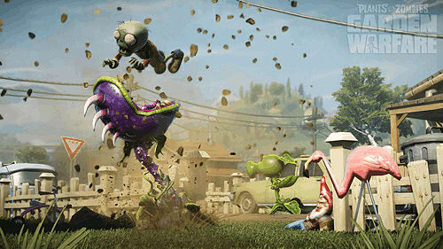 Plants Vs Zombies Garden Warfare on Xbox 360 at GAME