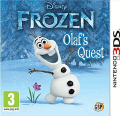 Disney's Frozen 3DS