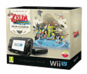 Black Wii U Premium with The Legend of Zelda: The Wind Waker HD Wii U